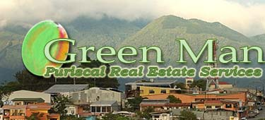 Costa Rica Real Estate in the mountain town of Puriscal 