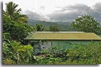Costa Rica mountain home. image